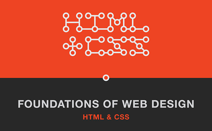 Foundations of Web Design - HTML and CSS
